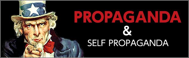 プロパカンダ&セルフプロパカンダ~欧米人のように日本人が自分を売り込むメソッド~
